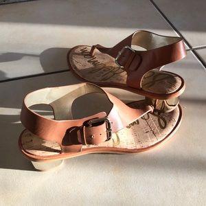 Brown Sam Edelman sandals
